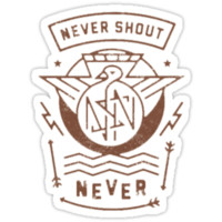 NeverShoutNever merch