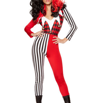 Roma Costume - 2pc Mischievous Jester