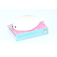 Kawaii Stretch Japan Sea Lion Mochi Squeeze With Box Toy Soft Press Doll 1PCS