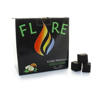 Flare Charcoal (Large)