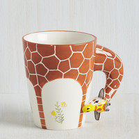 Safari Brew You Realize? Mug by ModCloth