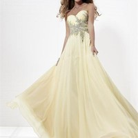 Tiffany 16662 at Prom Dress Shop