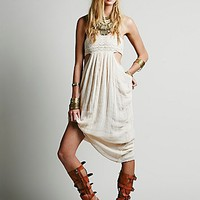 Jen s Pirate Booty for Free People Womens Smocked Drape Dress