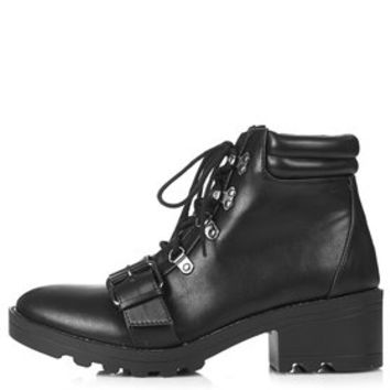 BUNK Hiker Boots - Black