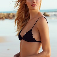 Free People Zara Bikini Top