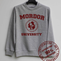 Mordor Shirt Shirt The Lord of the Rings Sweatshirt Sweater Hoodie Shirt – Size XS S M L XL