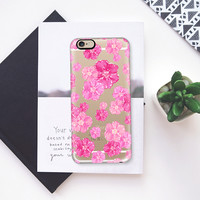 Sweet Pink Blossoms iPhone 6s case by Lisa Argyropoulos | Casetify