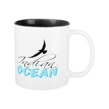 Indian Ocean Two-Tone Coffee Mug