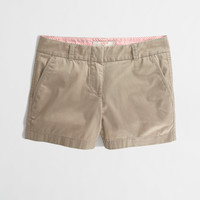 "Factory 4"" chino short : 4"" 