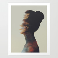 In Our Nature Art Print by Andreas Lie