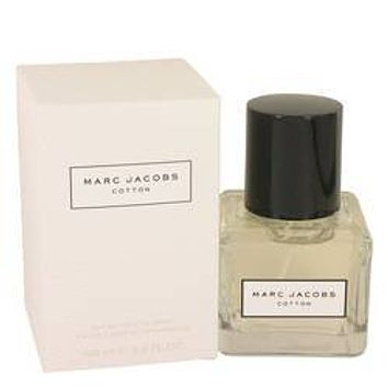 Marc Jacobs Cotton Eau De Toilette Spray By Marc Jacobs