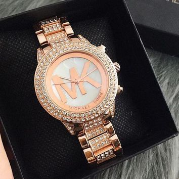 DCCK7HE Perfect MK Fashion Diamonds Business Watches Wrist Watch