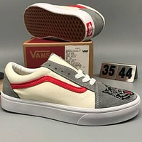VANS OLD SKOOL fashion school board shoes F-CSXY