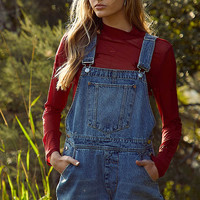 Chore Dungaree - Ally Blue