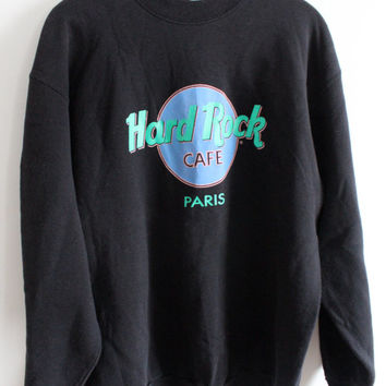Hard Rock Cafe Paris 90s Sweatshirt