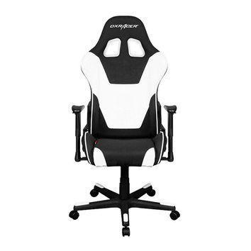 DXRacer OH/FD101/NW White & Black Formula Series Gaming Chair