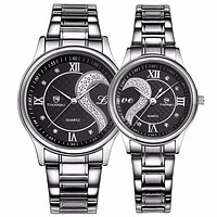 GLADIATOR DUO Matching Pair of His and Hers Soulmate Watches