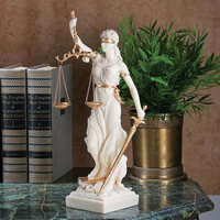Park Avenue Collection Themis Goddess Of Justice