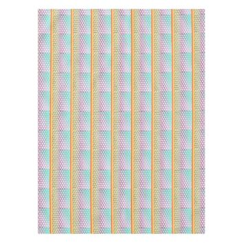 Pastels For Summer Tablecloth