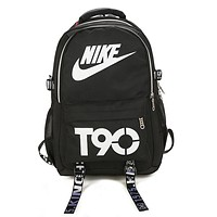 Nike Fashion Casual Simple School Backpack Travel Bag