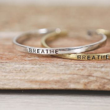 Believe in Yourself Bracelets