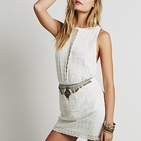 Free People Womens Under Your Spell Dress