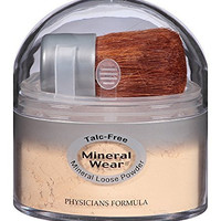 Physicians Formula Mineral Wear Talc-Free Loose Powder, Translucent Light, 0.49 Ounce