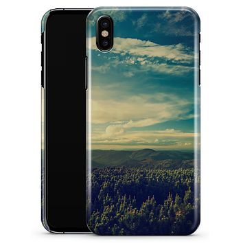 Country Skyline - iPhone X Clipit Case