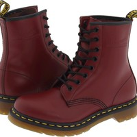 Dr. Martens 1460 W Cherry Red - Zappos.com Free Shipping BOTH Ways