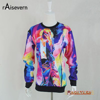 Unisex Fashion Cotton Sweats Michael Jackson Oil Painting Print Souvenir MJ Dancing Sweatshirt 100% Guarantee Women/Men Hoody