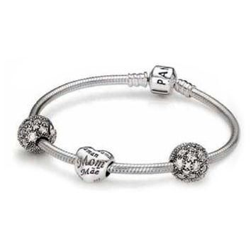 Authentic Pandora Jewelry - Forever in My Heart Gift Set