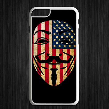 Anonymous USA for iPhone 4/4s/5/5s/5c/6/6+, iPod, Samsung Galaxy S3/S4/S5/S6, HTC One, Nexus