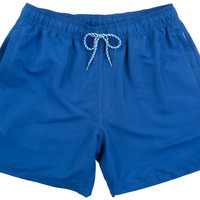 Southern Tide Weekend Swim Trunk- Blue Cove