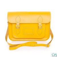 Wholesale Candy Yellow Satchel Bags Manufacturers & Suppliers 2016