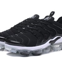 Nike Air Vapormax Plus Triple White Running Sneakers Sport Shoes-28
