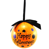 Halloween Happy Halloween Ornament Halloween Ornament