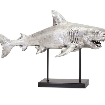 Awesome Shark-Alley Sculpture