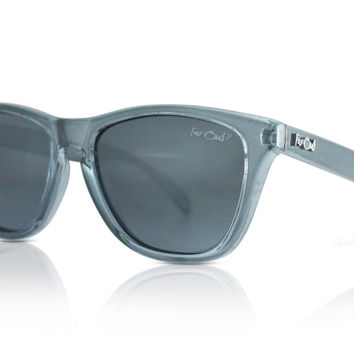 Crystal Grey Polarized Black Lens