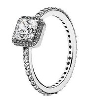 Authentic Pandora Jewelry - Timeless Elegance Ring