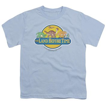 Land Before Time - Dino Breakout Short Sleeve Youth 18/1