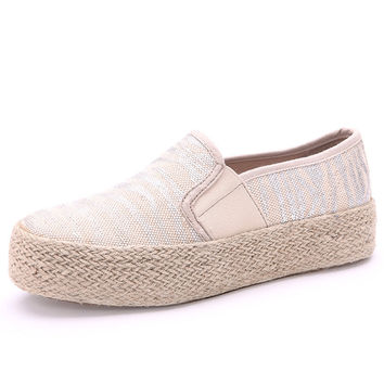 Summer Style Fashion Casual Permeable Shoes [6544814787]