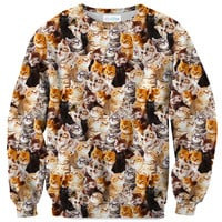 Kitty Invasion Sweater