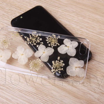 iPhone 6 case iPhone 6 plus Pressed Flower, iPhone 5/5s case, iPhone 4/4s case,  5c case Galaxy S4 S5 Note 2 note 3 Real Flower case NO:F482