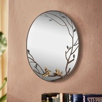 SPI Home Bird and Branch Mirror