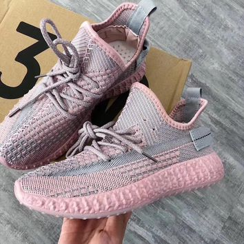 ADIDAS YEEZY 350 2019 new mesh breathable women's sneakers