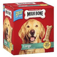 Milk-Bone Biscuits Large 160oz (10 lbs) : Target