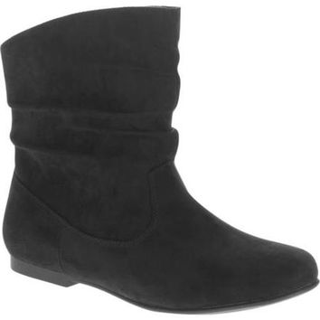 Faded Glory Women's Classic Slouch Boot - Walmart.com