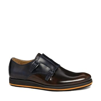 Hush Puppies Monk Shoes
