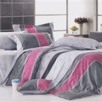 Violet Dusk Twin XL Comforter Set - Decorate your Dorm Room with Stylish Dorm Bedding