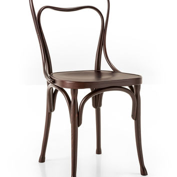 Adolf Loos Cafe Museum Bentwood Side Chair by GTV